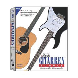 eMedia Gitarrenschule für Anfänger, Vol. 1