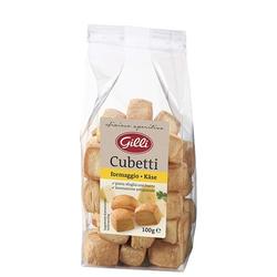 Cubetti mit Käse, 100g - Gilli