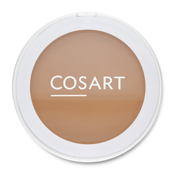 Cosart - Dry & Wet Make up Powder - 777 Caramel - 10 g