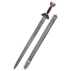 Keltisches Schwert mit Scheide