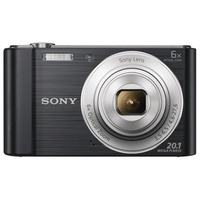 Sony Cyber-shot DSC-W810 schwarz