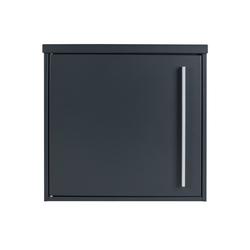 MOCAVI Briefkasten MOCAVI Box 101 Design-Briefkasten anthrazit-grau (RAL 7016)