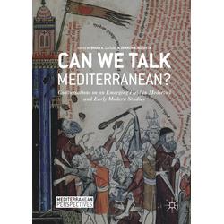 Can We Talk Mediterranean?: Buch von