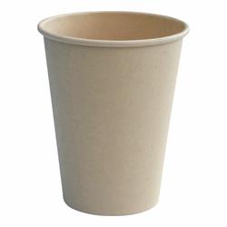 Kaffeebecher Heißgetränkebeche Coffee to go aus Bambus 200 ml,  50 Stk.