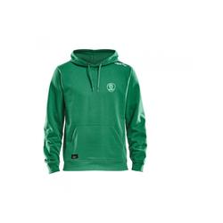 HOODIE M green DHfK