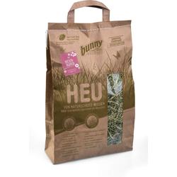 Bunny HEU von Naturschutz-Wiesen 250g mit Wiesenblumen