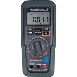 Gossen Metrawatt METRAHIT ISO AERO Hand-Multimeter kalibriert (DAkkS-akkreditiertes Labor) digital A