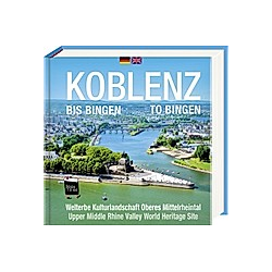 Koblenz bis Bingen / Koblenz to Bingen - Book To Go - Buch