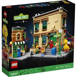 LEGO Ideas - 123 Sesamstraße