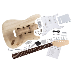 Rocktile E-Gitarren Bausatz ST-Style