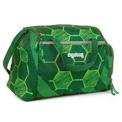 Ergobag Ergobag Sportasche 41 cm grün fußball