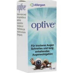 OPTIVE Augentropfen 10 ml