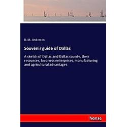Souvenir guide of Dallas