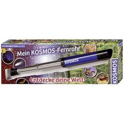 Kosmos Mein KOSMOS-Fernrohr 676919 Experimentier-Set ab 8 Jahre