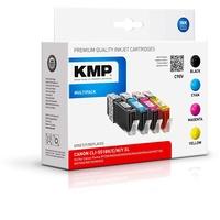 KMP C90V kompatibel zu Canon CLI-551XL CMYK