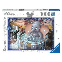 Ravensburger Puzzle Walt Disney Dumbo, 1000 Puzzleteile bunt