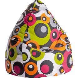 Sitzsack BeanBAG MALIBU L, 70 x 90 cm, orange