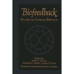Biofeedback als Buch von