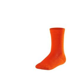 FALKE Socken Family tangerine
