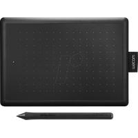 Wacom One Grafiktablett 2540 lpi 152 x 95 mm USB Schwarz