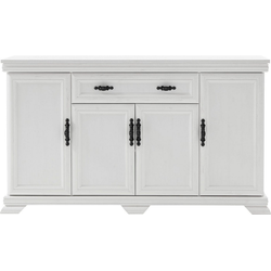 Home affaire Sideboard Royal, im Landhausstil