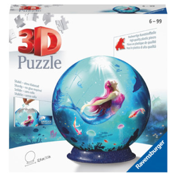 Ravensburger Puzzle-Ball Bezaubernde Meerjungfrauen