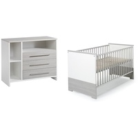 Schardt Kinderzimmer Eco Silber 2-tlg.