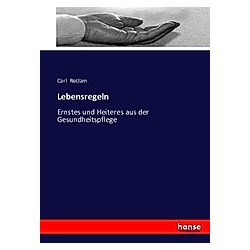 Lebensregeln. Carl Reclam  - Buch