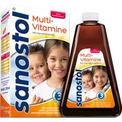 SANOSTOL ohne Zuckerzusatz Saft 230 ml