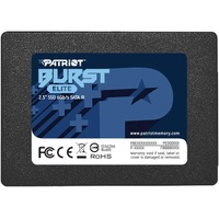 Patriot Burst Elite 120 GB 2,5""