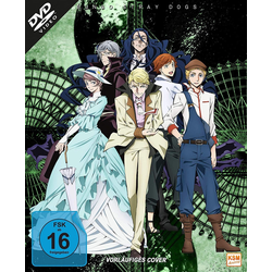Bungo Stray Dogs (2016, DVD)