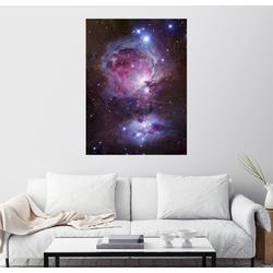 Posterlounge Wandbild, Orionnebel 70 cm x 90 cm