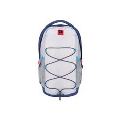 audetic Schulrucksack AERO, Ergonomisch, Gepolstert, Wasserfest blau
