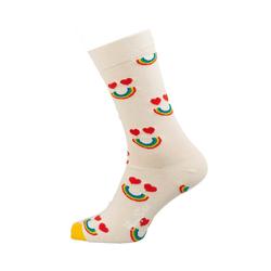 Happy Socks Socken 1er Pack Happy Rainbow Sock Socken 41-46