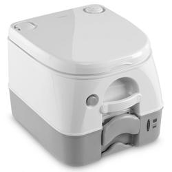 Campingtoilette Dometic Portable Toilette 972 Weiß/Grau