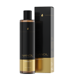 Nanoil Micellar Shampoo Keratin 300 ml