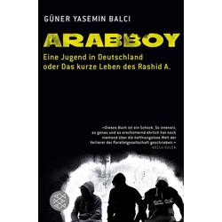 Arabboy als Taschenbuch von Güner Balci