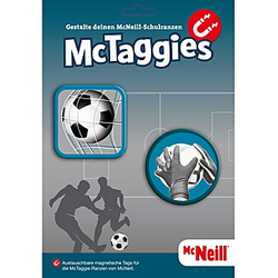 McNeill McTaggies Fussball 2er Set
