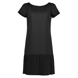 Lavard Schwarzes Kleid fürs Silvester 85068  44