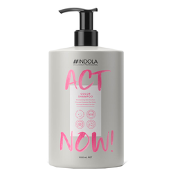 Indola Act Now! Color Shampoo 1000 ml