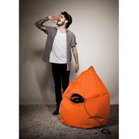 Sitting Point BeanBag Brava XL orange