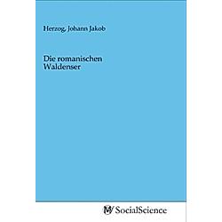 Die romanischen Waldenser - Buch