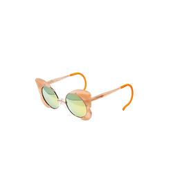 Retrosonnenbrille Luisa für Kinder Sonnenbrillen rosa Gr. one size Mädchen Baby