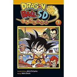 Dragon Ball SD Bd.3. Naho Ohishi  - Buch