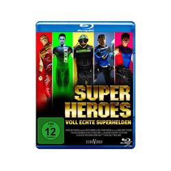 Superheroes - Voll echte Superhelden Blu-ray
