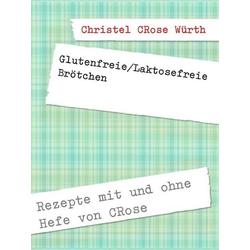 Glutenfreie/Laktosefreie Brötchen