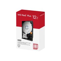 WD Red Plus NAS-Festplatte 12 TB HDD-Festplatte 3,5