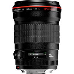 Canon EF-135MM f/2L USM Teleobjektiv
