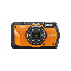 Ricoh WG-6 Orange Outdoor-Kamera