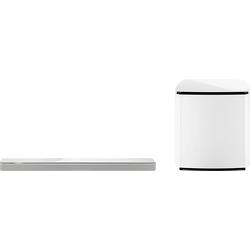 Bose Soundbar 700 + Bass Module 700 Soundbar (Bluetooth, WLAN (WiFi) weiß
